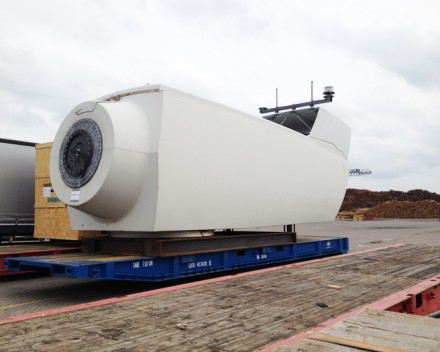 Electro Wind Generator SIEMENS