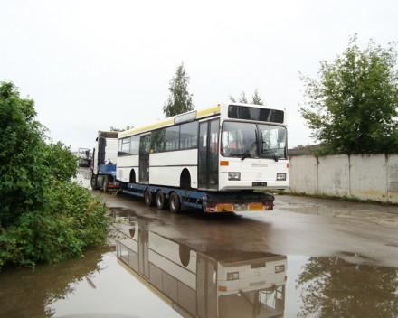 Autobuss Mercedess-Benz